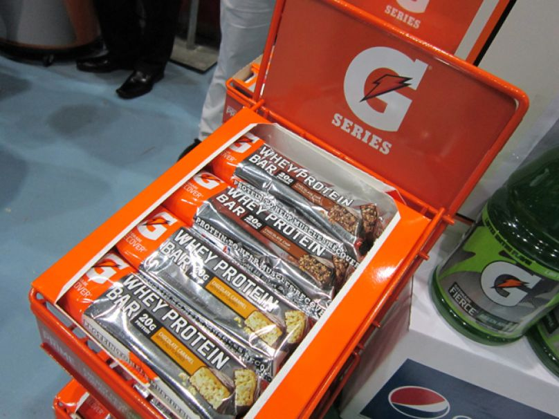 Gatorade Protein Bars