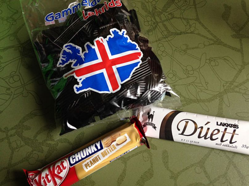 Iceland Candy