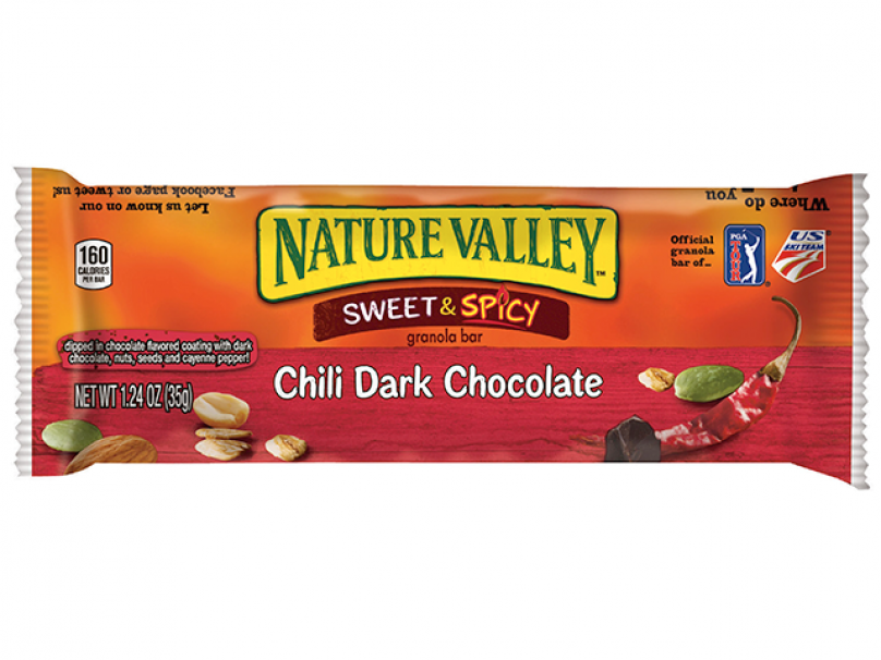 General Mills' Nature Valley Sweet & Spicy Bar